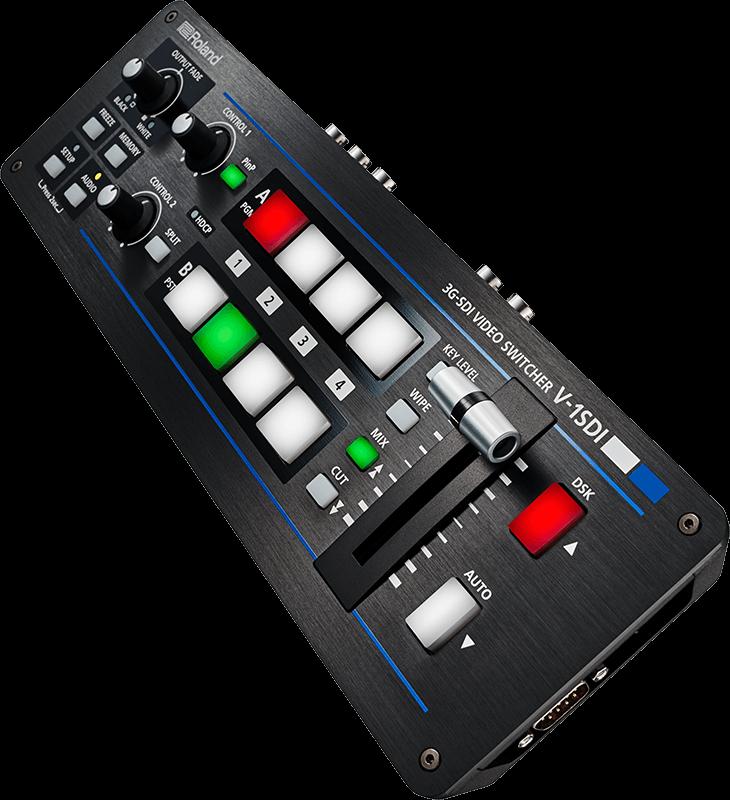 3G-SDI V-1SDI Video switcher
