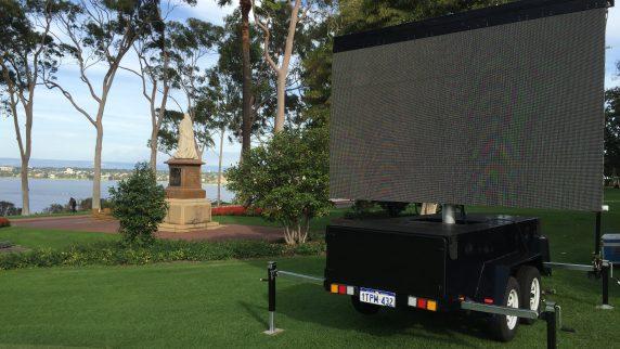 Mobile LED Screens