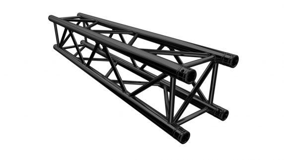 F34 Truss Black Lengths: 1.5m, 2m