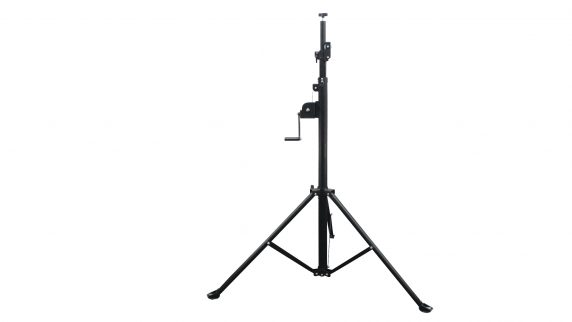 12′ Winch up lighting stand