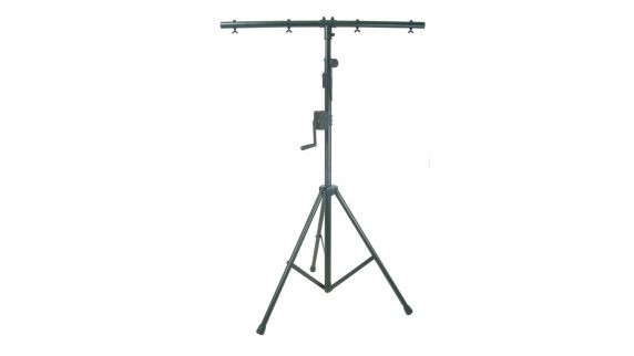 8′ Winch up lighting stand