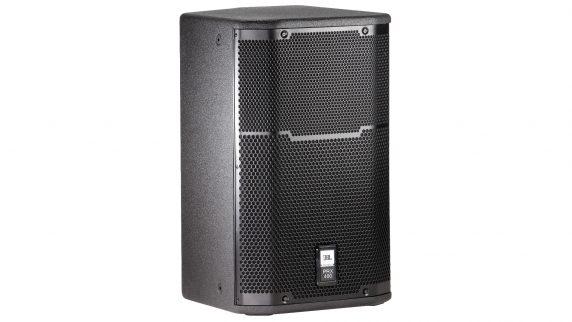 JBL PRX12 Active wedge/speakers