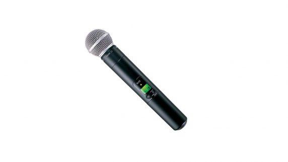 Shure SLX Wireless Microphone System