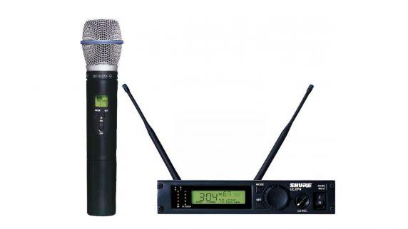 Shure ULXP4 Microphone
