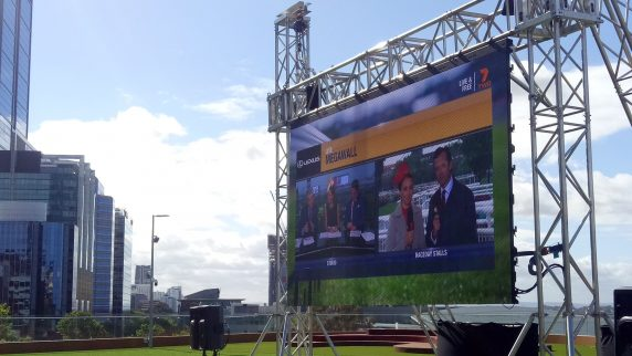 LED Screen Hire Perth