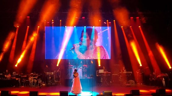 Concert Lighting