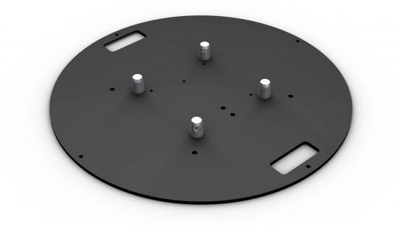F54 Base Plate 800mm x 800mm