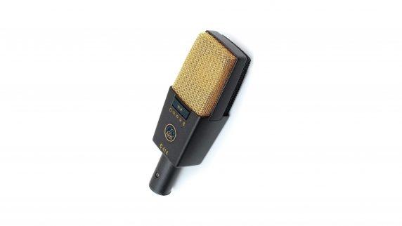 AKG 414 Condenser Microphone