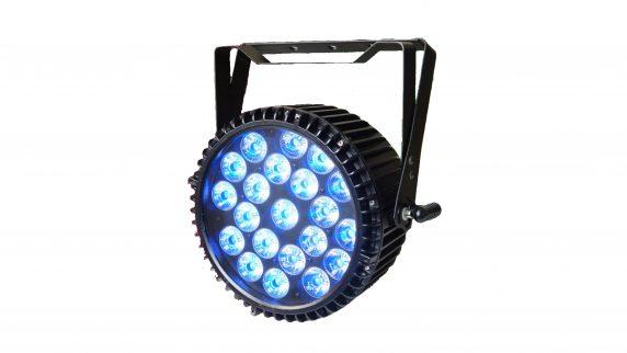 NovaPAR RGBW 25° 15W LED Par