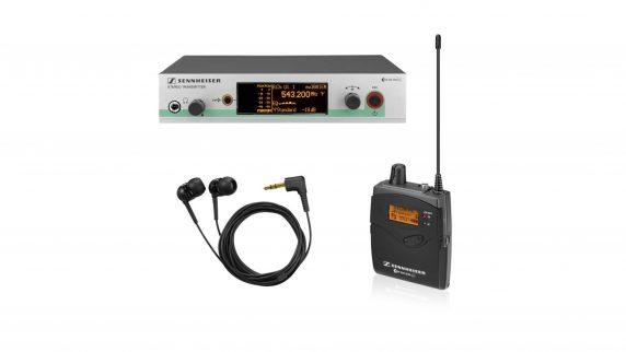 Sennheiser EW300 Wireless IEM